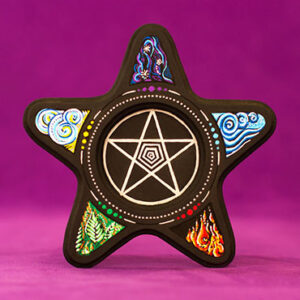 The 5 Elements Pentagram