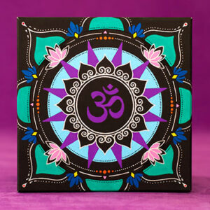 Om Mandala Box