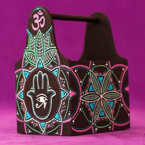 Sacred Geometry Basket