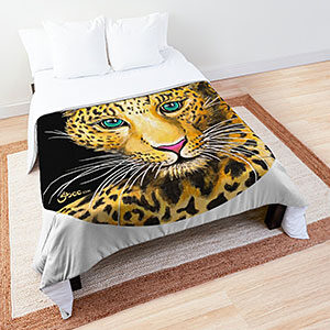 Young Leopard Beddings