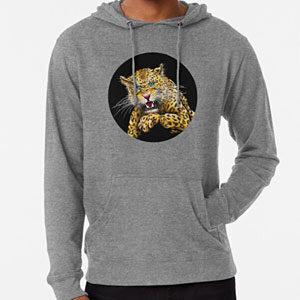 Leopard Roar Hoodie