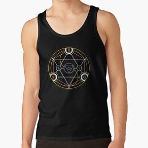 Alchemy Transmutation Circle Tank Top
