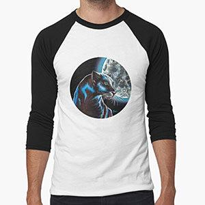 Moon Panther T-Shirt