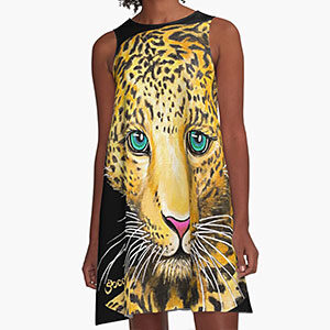 Young Leopard Dress