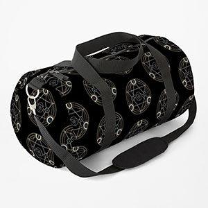 Alchemy Transmutation Circle Duffle Bag
