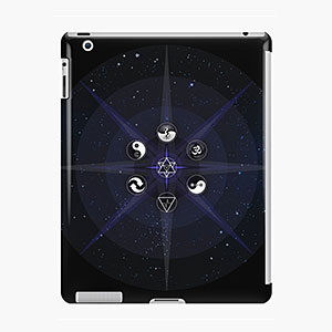 Universal Principles iPad Case