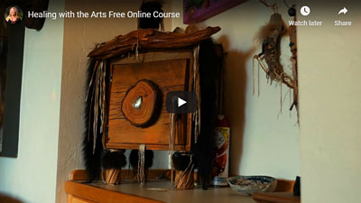 Mary Lane: Healing with Art